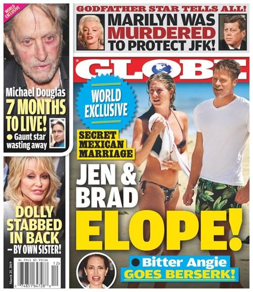 Globe Cover - 3/25/2019