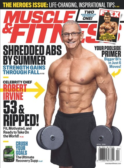 Muscle & Fitness Cover - 4/1/2019
