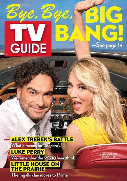 TV Guide Cover - 3/18/2019