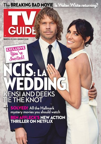 TV Guide Cover - 3/4/2019