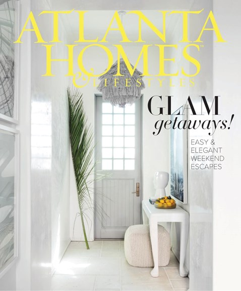 Atlanta Homes & Lifestyles Cover - 4/1/2019