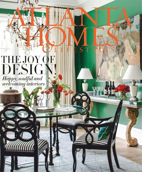Atlanta Homes & Lifestyles Cover - 2/1/2019