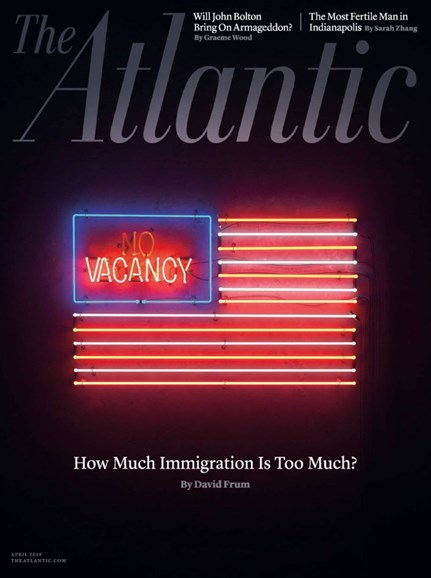 The Atlantic Cover - 4/1/2019