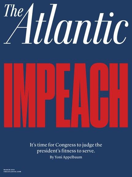 The Atlantic Cover - 3/1/2019