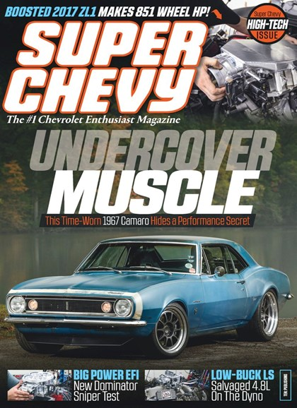 Super Chevy Cover - 5/1/2019