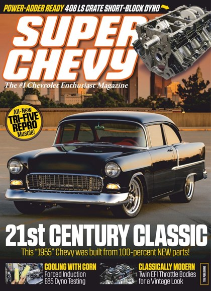 Super Chevy Cover - 4/1/2019