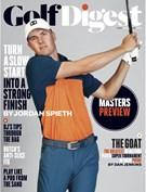 Golf Digest 4/1/2019