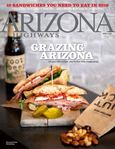 Arizona Highways Cover - 4/1/2019