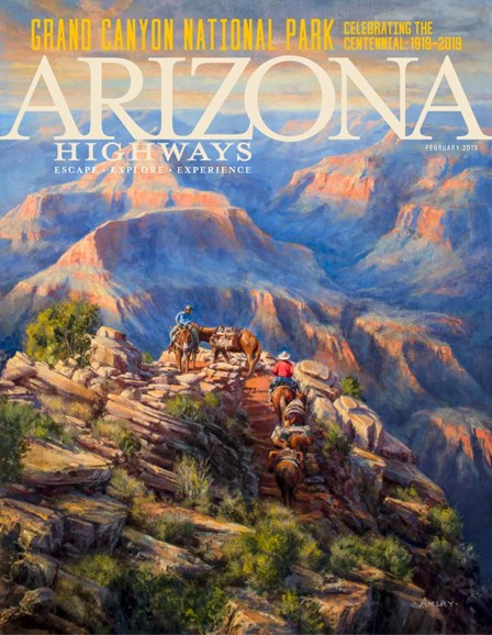 Arizona Highways Cover - 2/1/2019