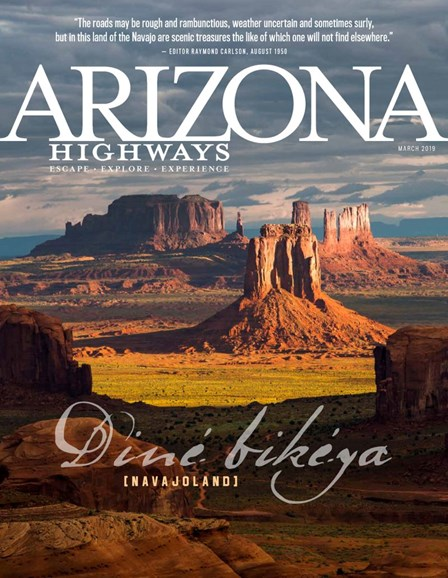 Arizona Highways Cover - 3/1/2019