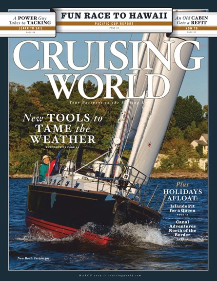 Cruising World Cover - 3/1/2019