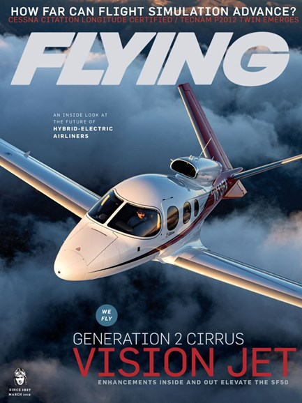 Flying Cover - 3/1/2019