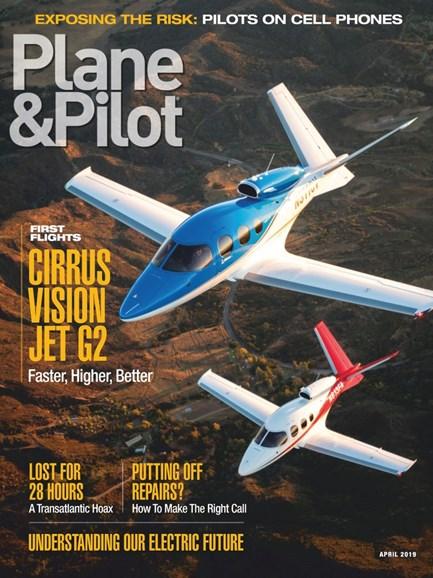 Plane & Pilot Cover - 4/1/2019