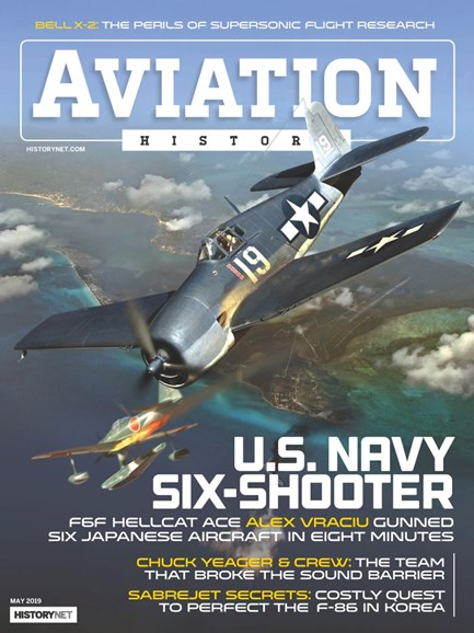 Aviation History Cover - 5/1/2019