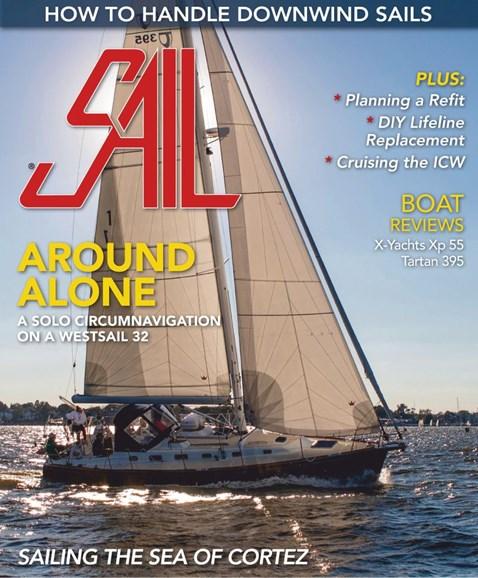 Sail Cover - 4/1/2019