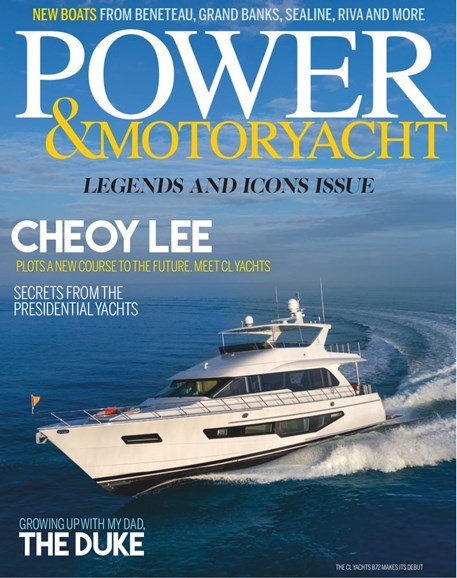 Power & Motoryacht Cover - 3/1/2019