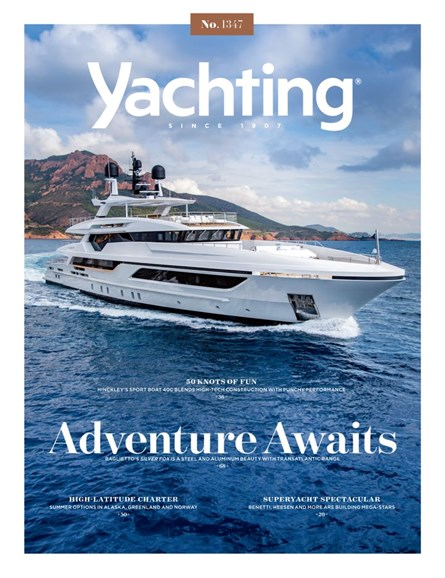 Yachting Cover - 3/1/2019