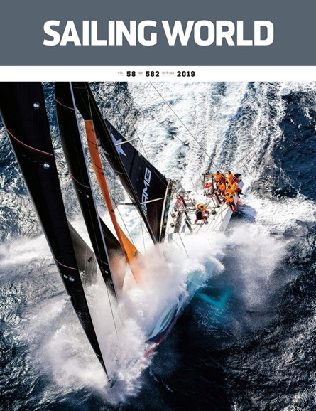 Sailing World Cover - 3/1/2019