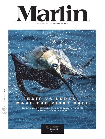 Marlin Cover - 2/1/2019
