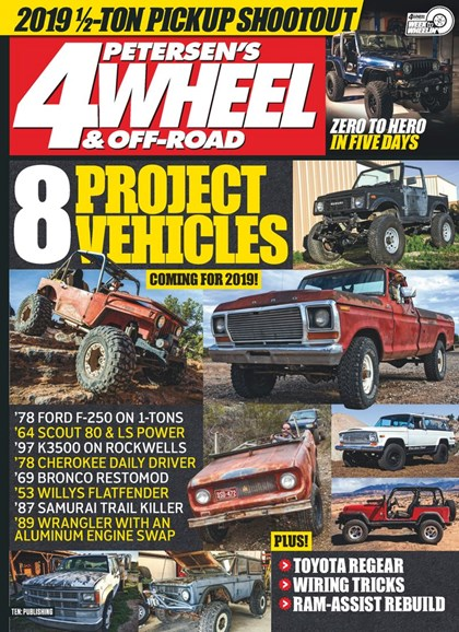 4 Wheel & Off-Road Cover - 5/1/2019