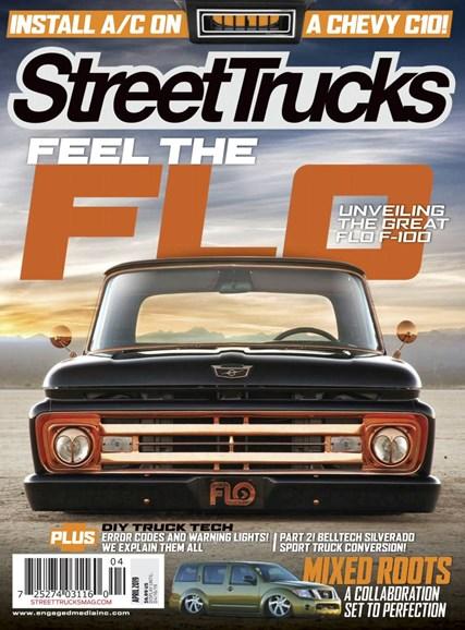 Street Trucks Cover - 4/1/2019