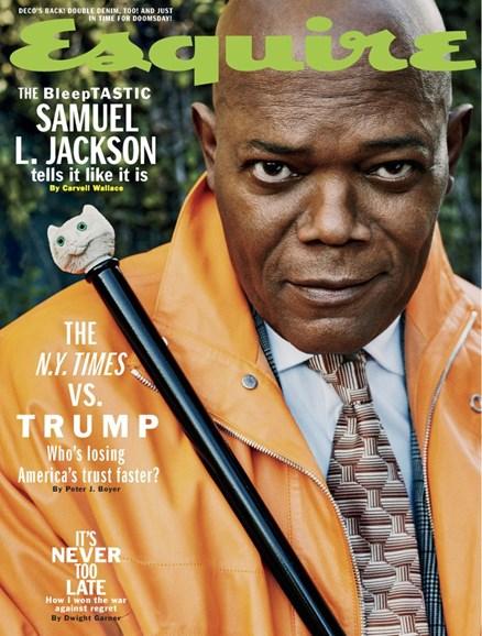 Esquire Cover - 4/1/2019