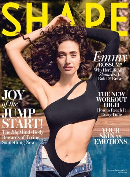 Shape Cover - 1/1/2019