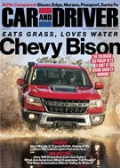 Car And Driver Magazine 4/1/2019