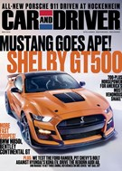 Car And Driver Magazine 3/1/2019