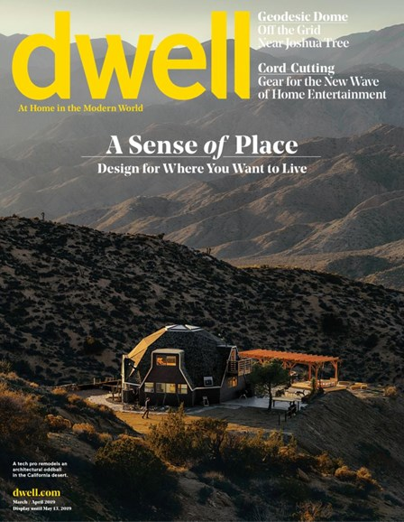 Dwell Cover - 3/1/2019
