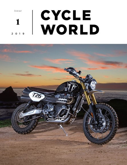 Cycle World Cover - 3/1/2019