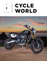 Cycle World | 3/2019 Cover