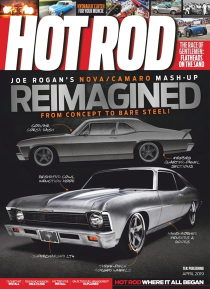 Hot Rod Cover - 4/1/2019