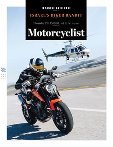 Motorcyclist | 3/2019 Cover