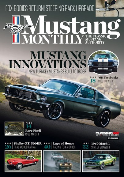 Mustang Monthly Cover - 4/1/2019