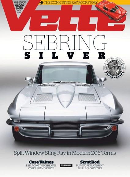 Vette Cover - 6/1/2019
