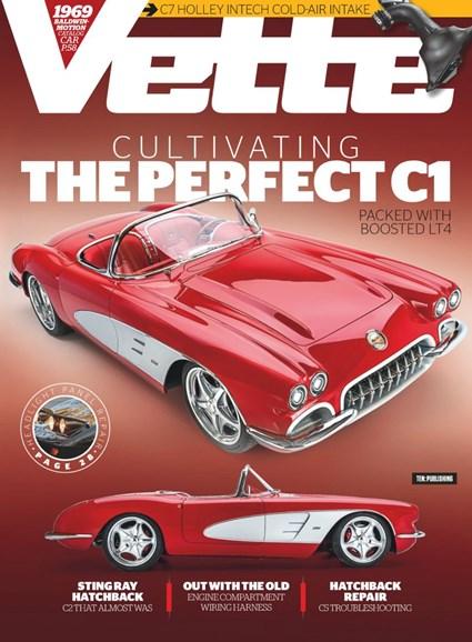 Vette Cover - 5/1/2019