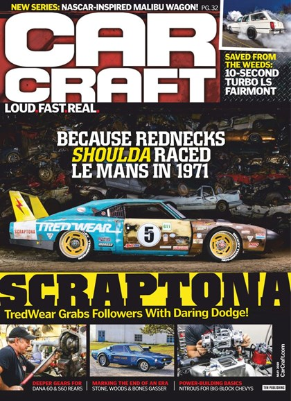 Car Craft Cover - 5/1/2019