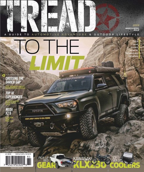Tread Cover - 3/1/2019