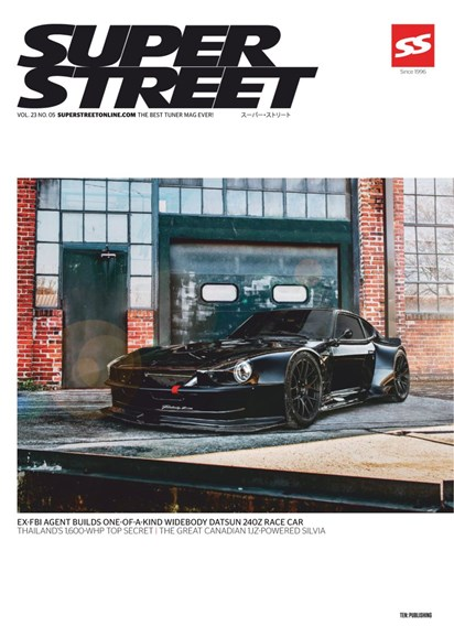 Super Street Cover - 5/1/2019