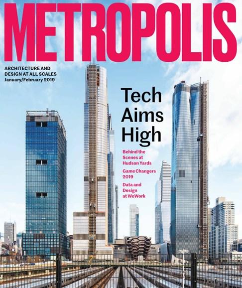 Metropolis Cover - 1/1/2019