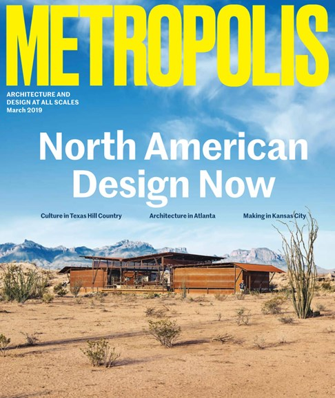 Metropolis Cover - 3/1/2019