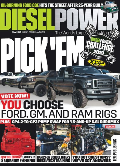 Diesel Power Cover - 5/1/2019