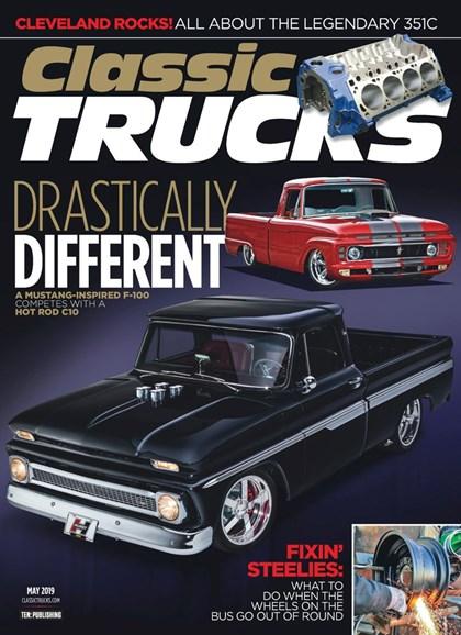 Classic Trucks Cover - 5/1/2019
