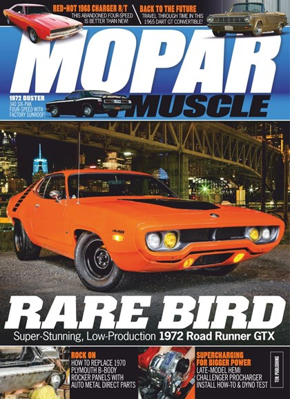 Mopar Muscle Cover - 5/1/2019