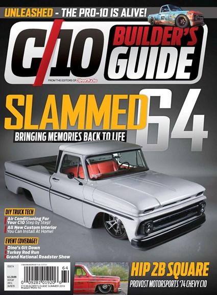 C10 Builders Guide Cover - 6/1/2019