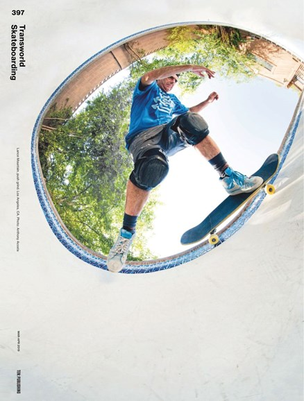 Transworld SKATEboarding Cover - 3/1/2019