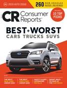 Consumer Reports Magazine 4/1/2019