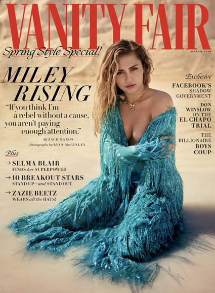 Vanity Fair Cover - 3/1/2019