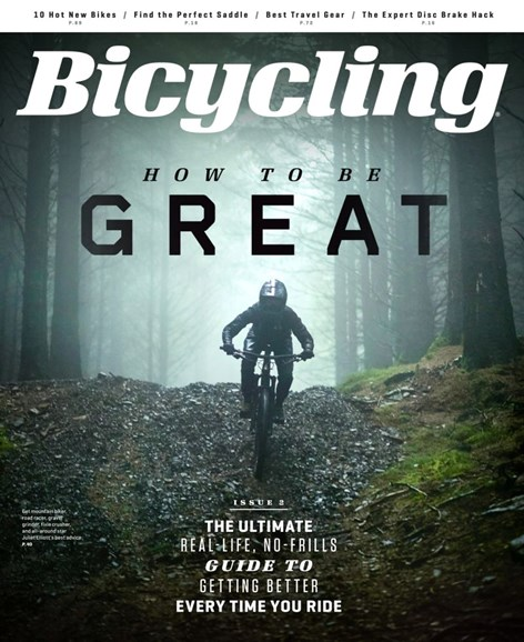 Bicycling Cover - 3/1/2019